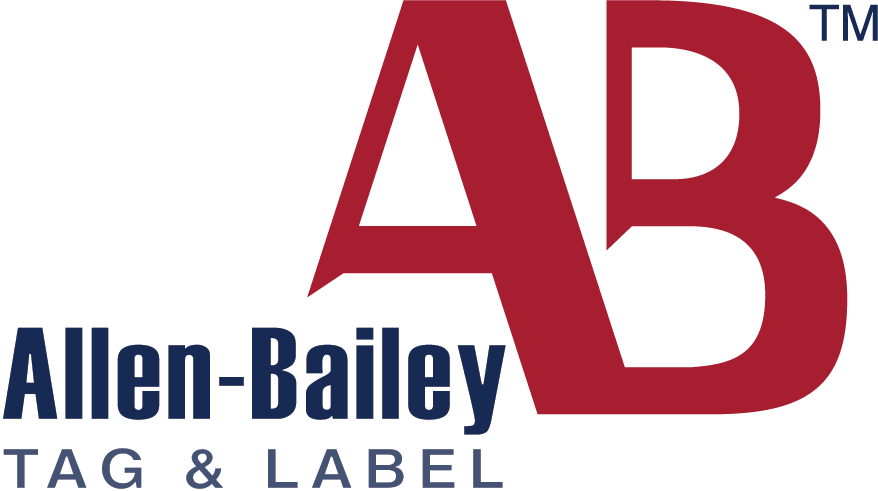 client AB Tag and Label Logo
