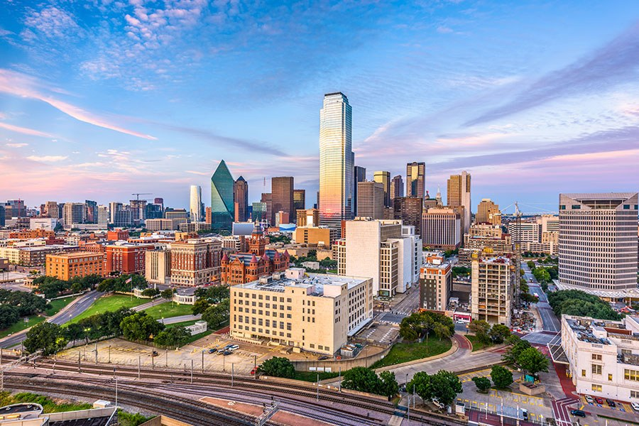 Our Dallas Office