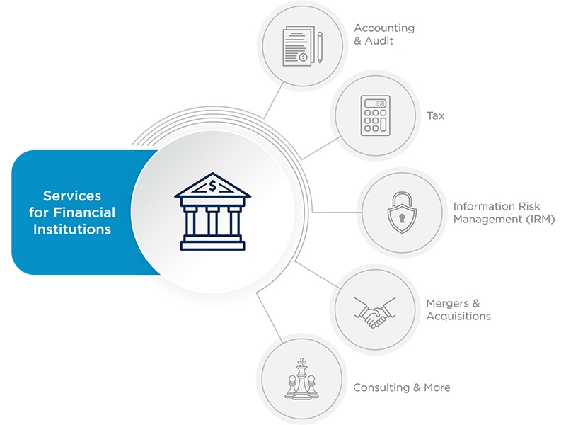 Our Financial Institution Services