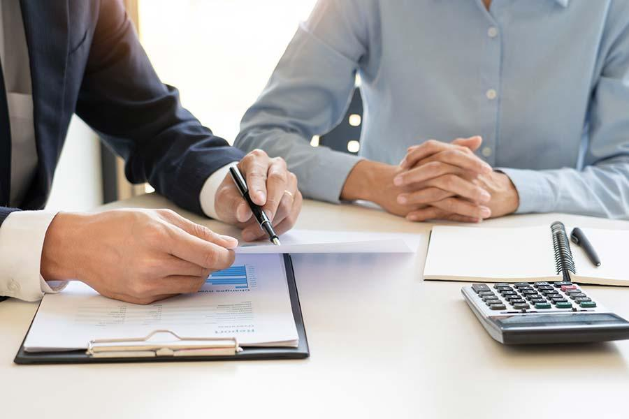 One Firm For All Your Personal Tax, Financial Planning and Investment Management Needs. We're Here to Help.